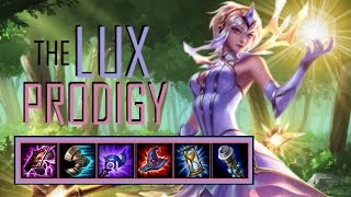 The Ugli One - THE LUX PRODIGY (LUX IS BROKEN)