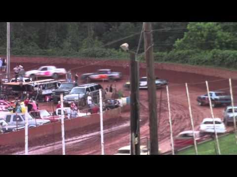 Winder Barrow Speedway Street Stock Feature Race 5/30/15