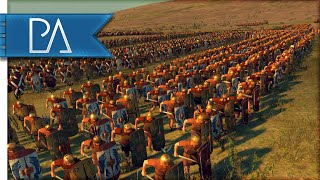 ROMAN WAR MACHINE - Ancient Empires Total War Mod Gameplay