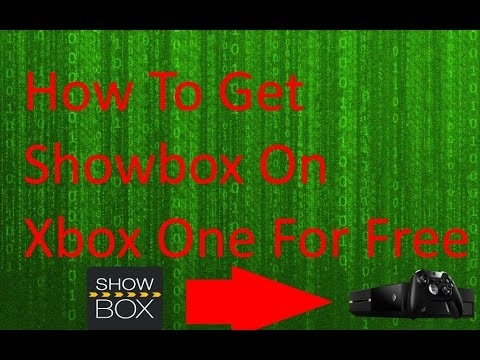 Showbox For Tablet >> How to get Showbox on Xbox One For Free (With Android ...