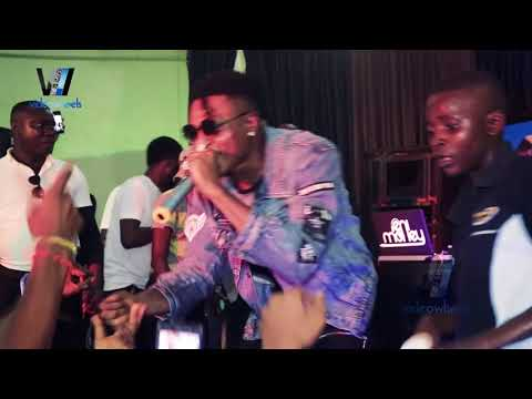IDOWEST LIVE AT THE WOBEYDJ TOUR 2018 ADEYEMI COLLEGE OF EDUCATION, ONDO