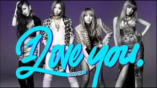 [Mp3/Dl] 2NE1 - I Love You (Official)