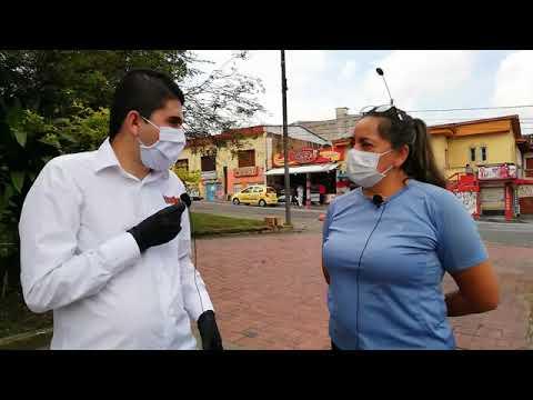 Video. Frente al San Jorge ya no hay delicias