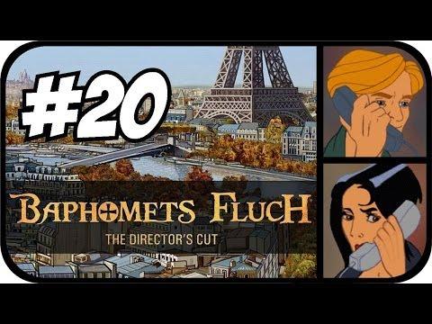 Let's Play Baphomets Fluch: Director's Cut #20 [Deutsch]