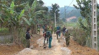 Tin Tức 24h Mới Nhất: Con đường thắm tình quân dân