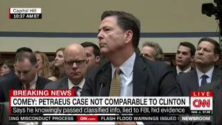 Gowdy Questions To Comey Crush Clinton's Email Lies