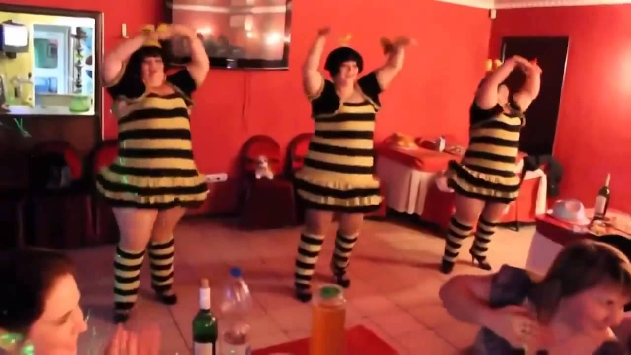 танцы пышных мулаток