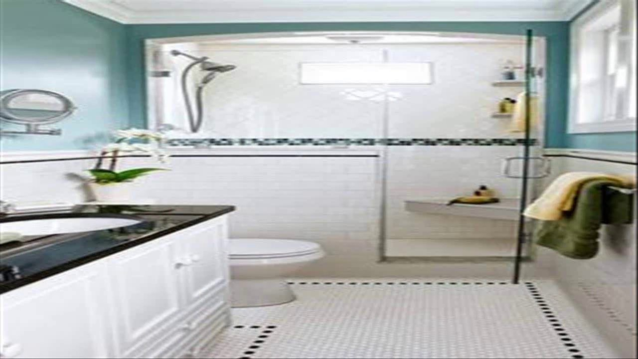 Small Narrow Bathroom Ideas With Tub And Shower - YouTube