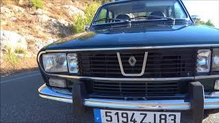 Renault 12 1973 reportage passion auto sport du var