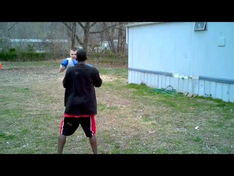 Earl vs Cameron Round 1