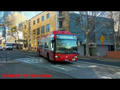 Transport for NSW Vlog No.1014 Bondi Junction Buses part 2