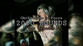 Скачать Pouya X Ghostemane 2000 Rounds Sub Español
