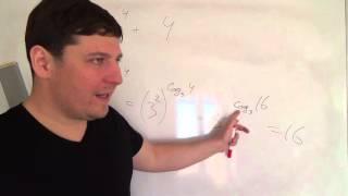 Алгебра 11 класс. Сложные задачки с логарифмами