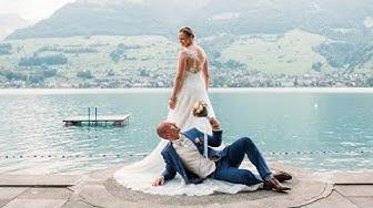 Hochzeitsvideo Luzern - Corinne & Michael aus Wilerbad