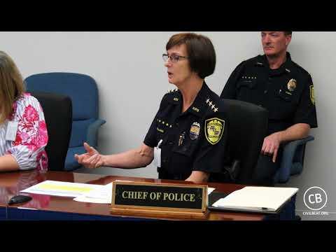 Honolulu Police Commission Meeting February 7, 2018