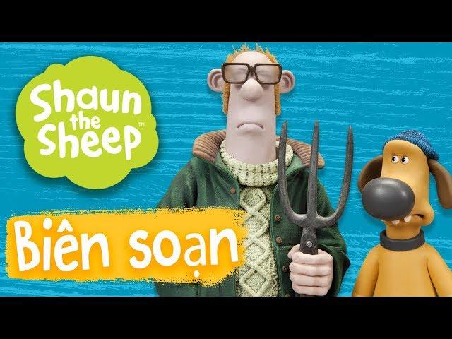 Biên soạn 17-20 [phần 5] - Những Chú Cừu Thông Minh [Shaun the Sheep Season 5 Compilation]