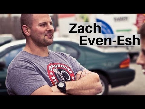 Training to be Dangerous with Zach Even-Esh - Ep.128