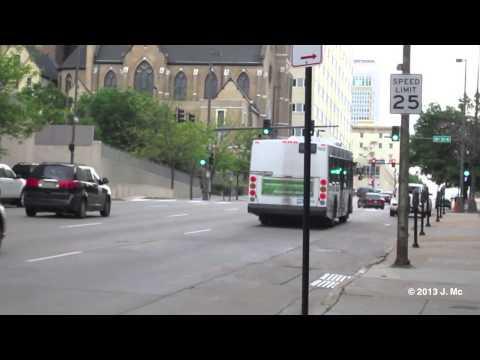 Omaha Metro Buses