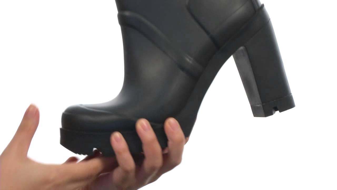 purchase cheap 87921 77d49 Hunter Original High Heel SKU:8426229