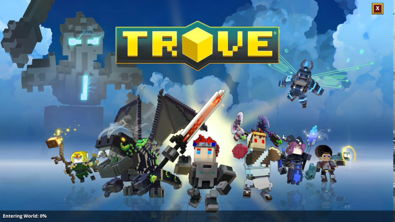 trove how to make flux fast