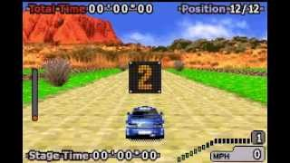 GT Advance 2: Rally Racing (Australia)