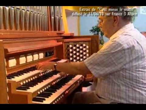 Presentation de l'orgue ASD Prestige 100 sur Franc...