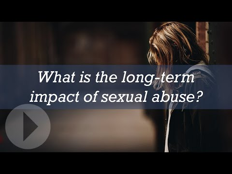 What is the long-term impact of sexual abuse?