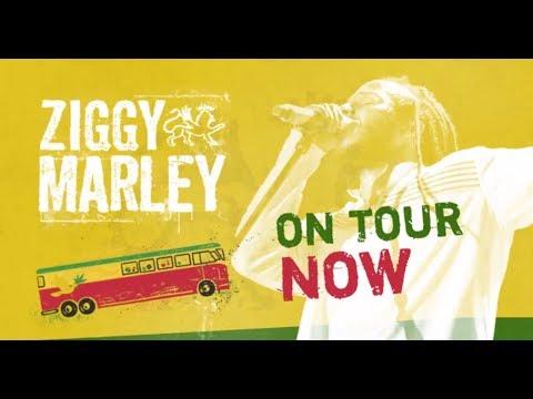 Ziggy Marley's #FLYRASTA Summer tour!