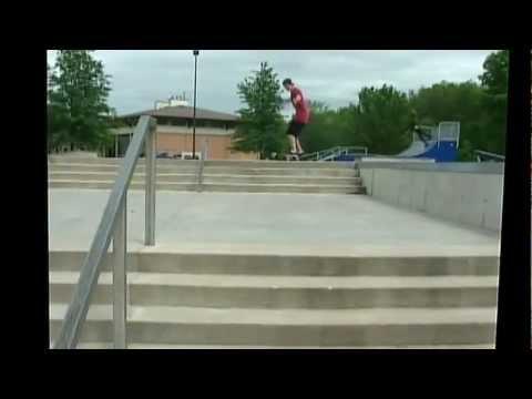 Charlie Solem at Beloit Skate Park