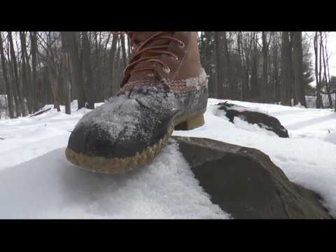 Bean Boot Commercial