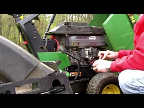 john deere lx188 youtube. Black Bedroom Furniture Sets. Home Design Ideas