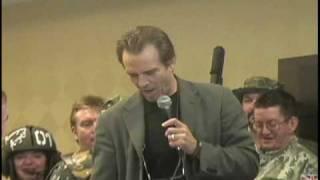 Michael Biehn Aliens Legacy Gold Award