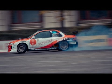 [Bucharest Drift Grand Prix] - Togethia - The Road to Romania Episode 2