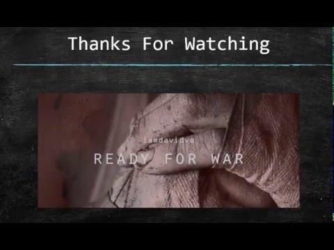Ready For War Lyrics