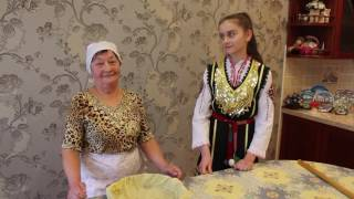 Болгарская баница. с.Парканы