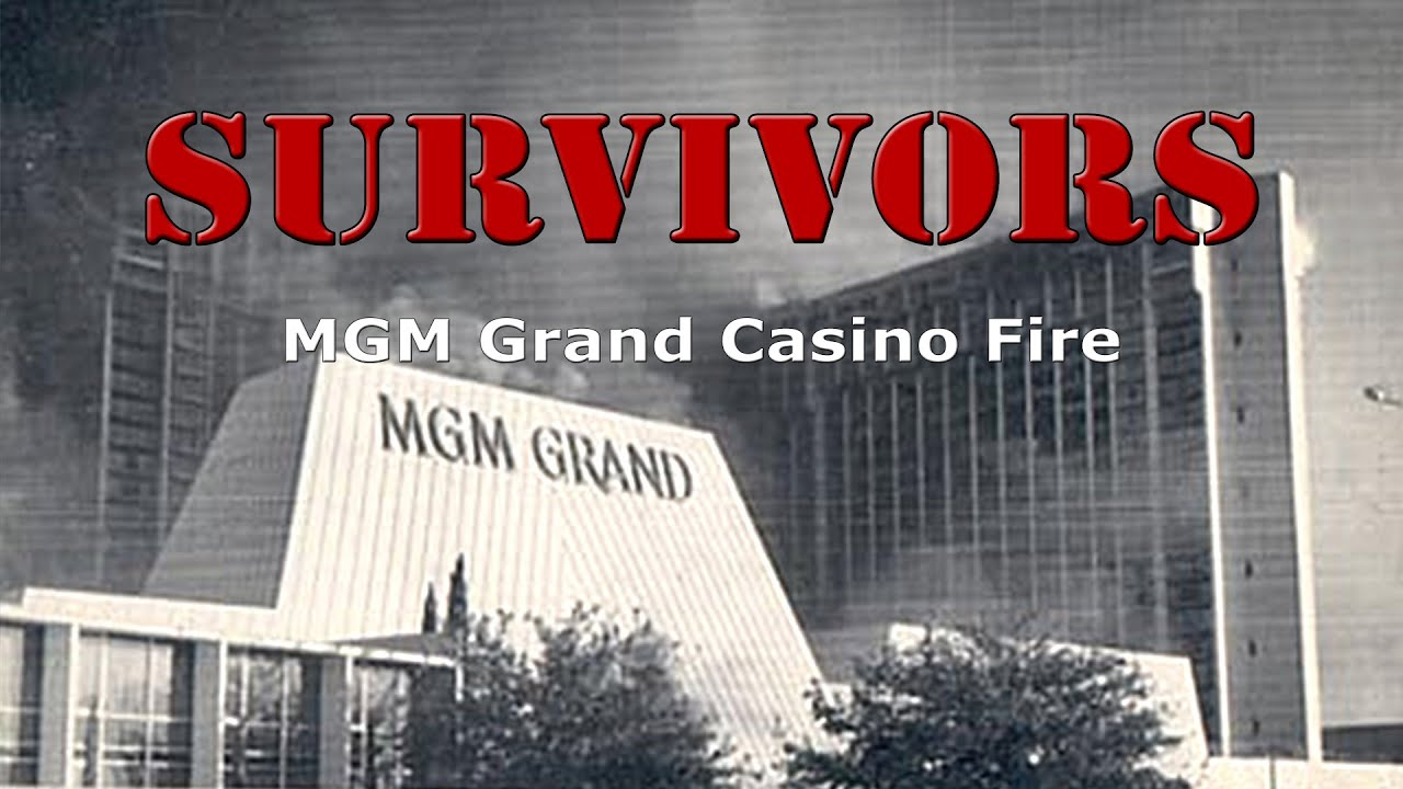 mgm grand hotel fire report
