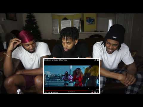 Chris Brown - UNDECIDED [REACTION]
