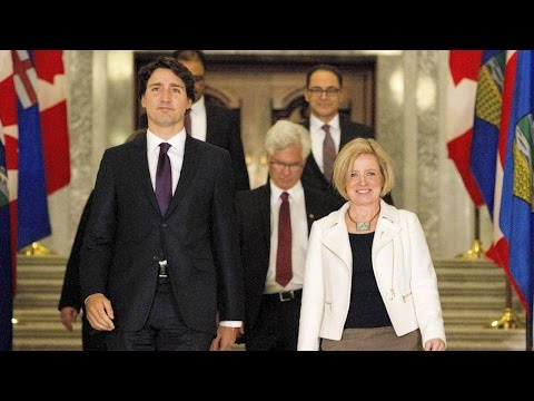 Trudeau commits to fast-track Alberta infrastructure spending
