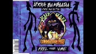 Afrika Bambaataa Pres. Khayan - Feel The Vibe (Radio Vibe Mix)