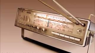 1968 Saba Transall de Luxe Automatic E 16-transistor radio