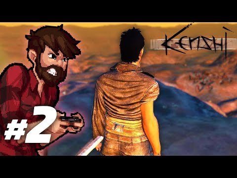 Kenshi | Blood in the Sand | Letu0027s Play Kenshi Gameplay Part 2