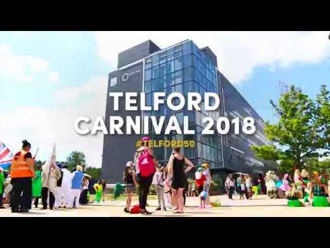 Telford Carnival 2018