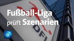 DFL prüft Szenarien: Nimmt sich der deutsche Fußball zu wichtig?