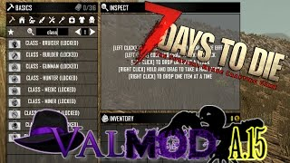 7 Days to Die Valmod Install Guide - Valmod Mod Pack (Alpha 15)