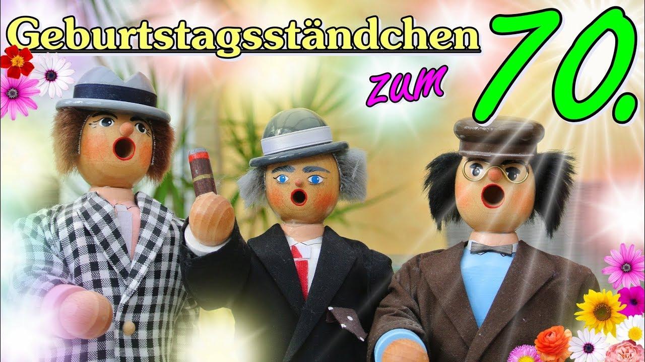 Geburtstagslied Lustig Zum 70 Geburtstagsstandchen Zum Mitsingen