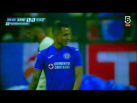 Resumen   América 3 - 1 Cruz Azul   Liga MX - Clausura 2019 Clausura   