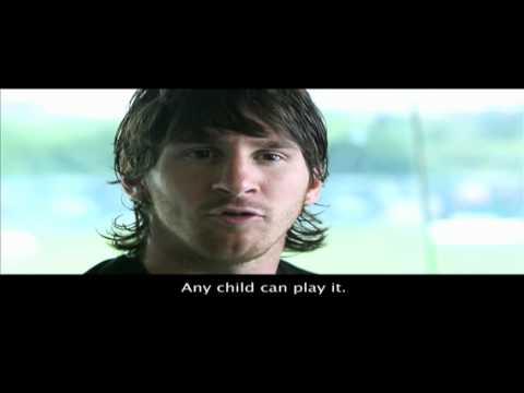 UNICEF: Ambassador and football star Leo Messi speaks on child rights