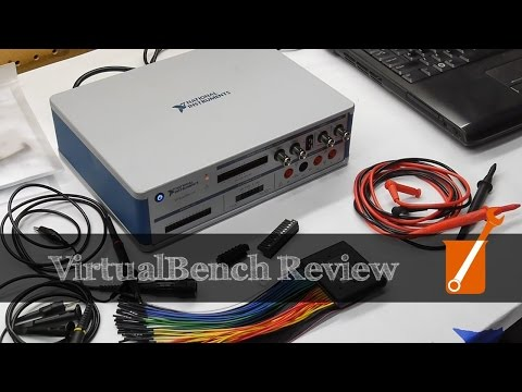 Review of National Instruments VirtualBench