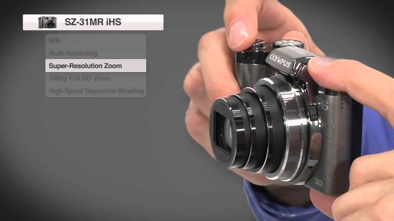 Download Olympus SZ-31 MR iHS demo