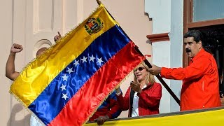 La respuesta de Maduro a Estados Unidos en Venezuela